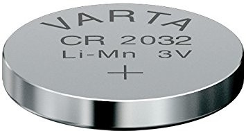 CMOS Batterie VARTA CR2032