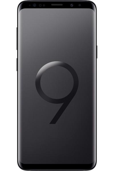 Samsung G965F Galaxy S9+, Schwarz