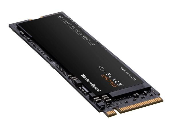 SSD Western Digital Black SN750, NVMe
