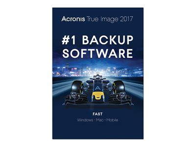 Acronis True Image Home 2017, 1 Computer, inkl. Universal Restore