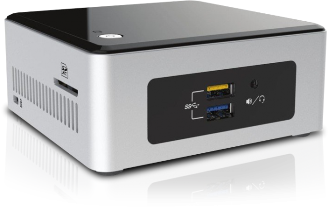 Mini-PC NUC Intel Core i3