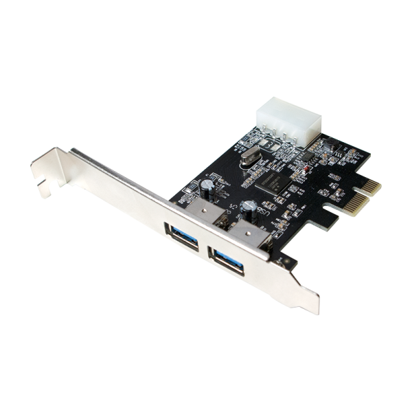 LogiLink PCI Express Karte USB 3.0