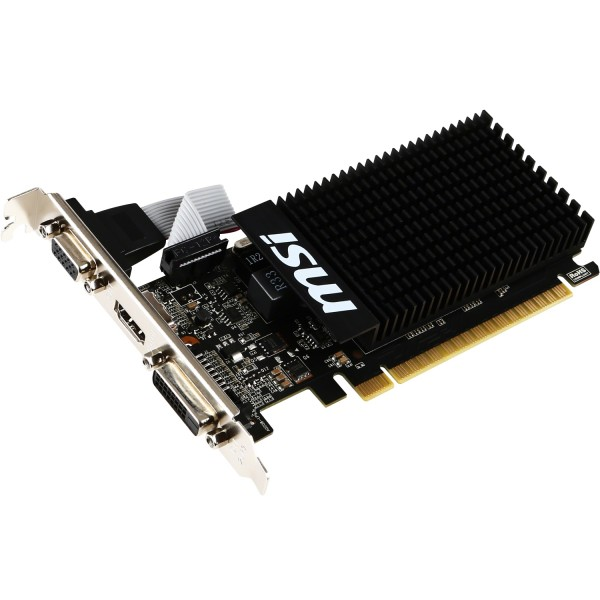 MSI Nvidia Geforce GT 710 - 2 GB