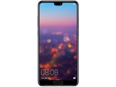 Huawei P20, Schwarz