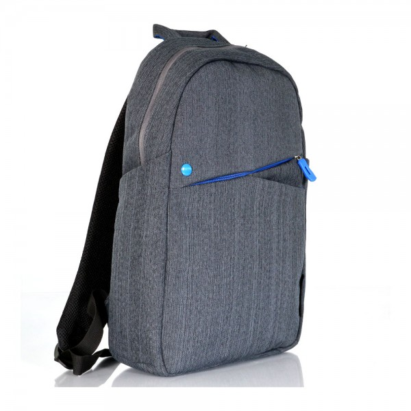 "Notebooktasche 15,6"" Backpack, grau"