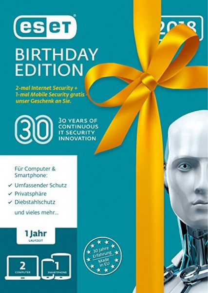 ESET Birthday Edition