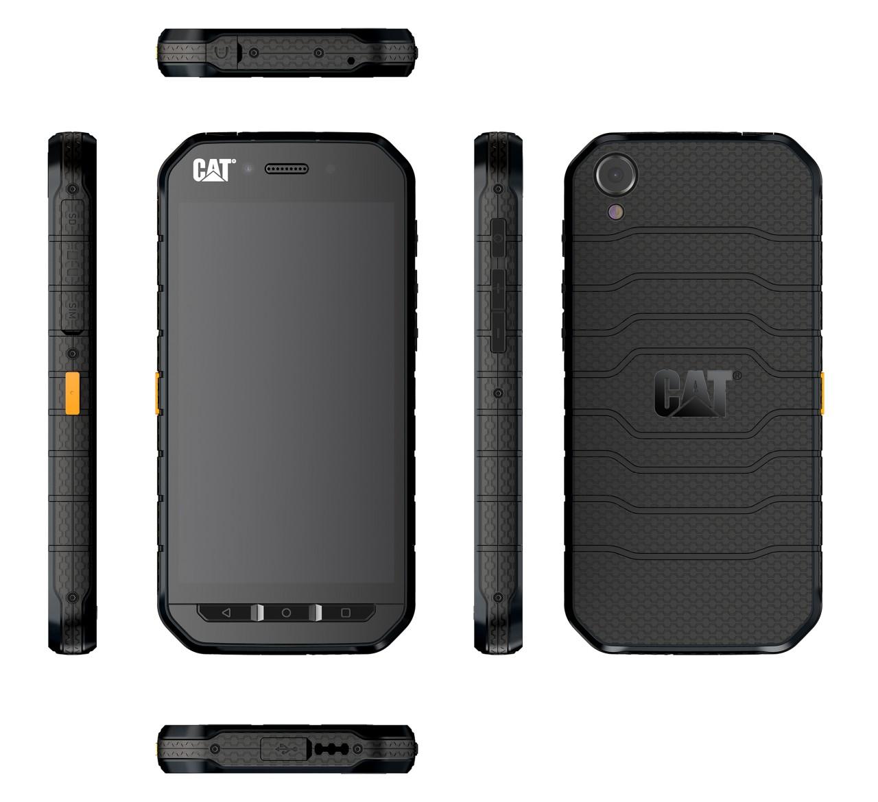 CAT S41 (black)