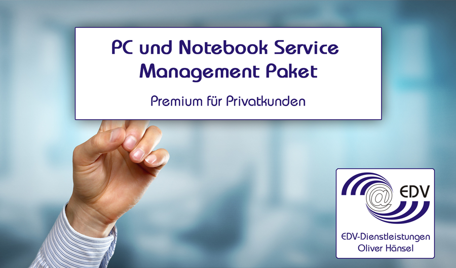 PC / Notebook Management Premium inklusive Antivirus | 1 Jahreslizenz