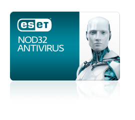 ESET NOD32 Antivirus Box-Version, 1 PC - 1 Jahr
