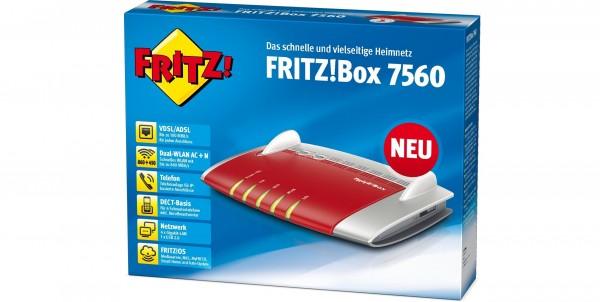 AVM FRITZ!Box 7560