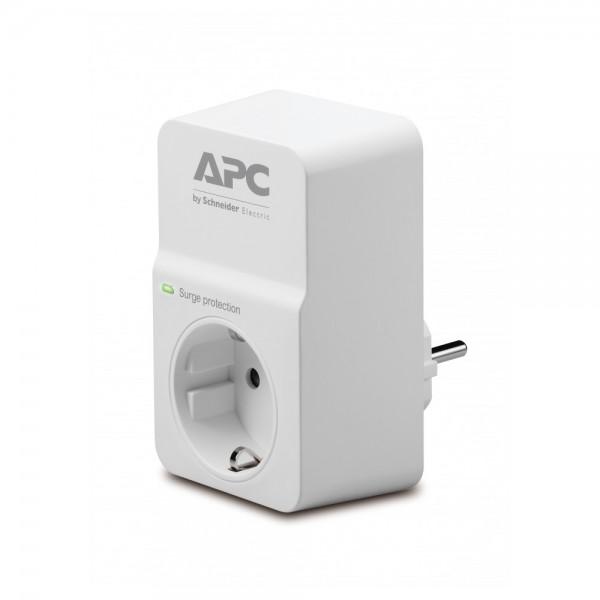 APC PW1W-GR Surge Protector / Überspannungsschutz Essential