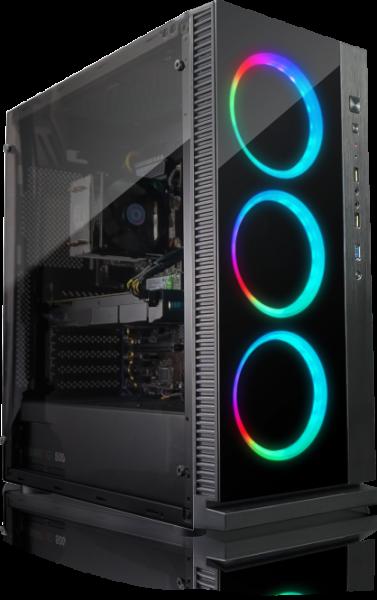 Gaming Maximus PC-System