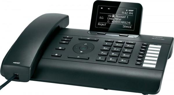 Gigaset DE410 IP PRO Systemtelefon (gebraucht)