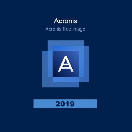 Acronis True Image 2019 inkl. UR | 1 User Lizenz