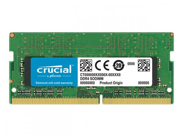 4096 MB DDR4 RAM, Crucia (Notebook RAM)