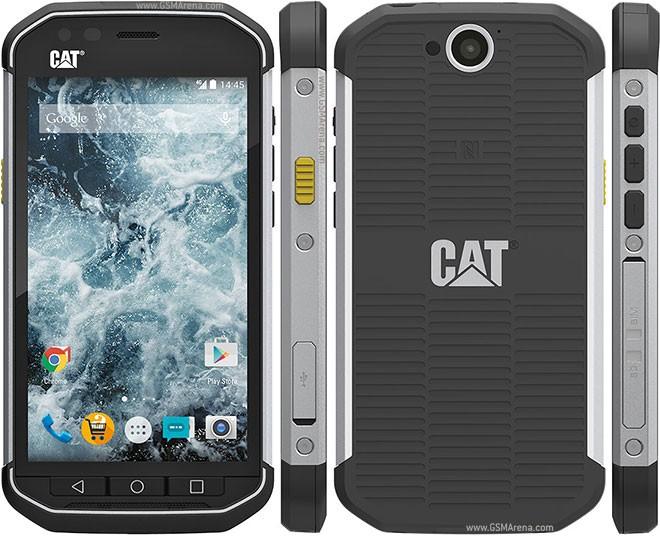 CAT S40 (black)