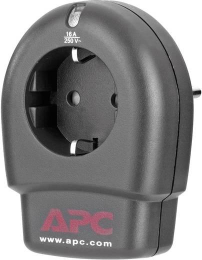 APC P1T-GR Surge Protector / Überspannungsschutz Essential (inkl. Telefonschutz)