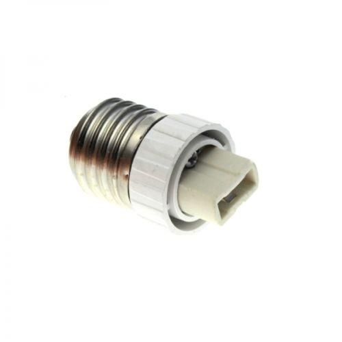 Leuchtmittel Adapter E27 auf G9 für LED Lampen