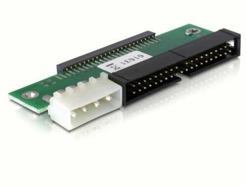 "Delock 3,5"" IDE 40-Pin auf 2,5"" IDE 44-Pin Adapter für 2,5"" Festplatten"