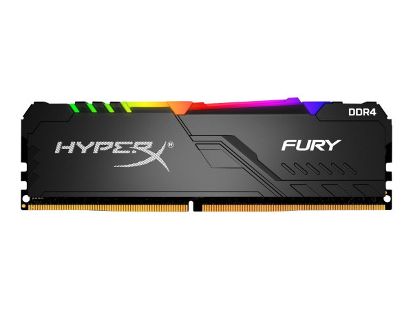 16384 MB DDR4 RAM, Kingston