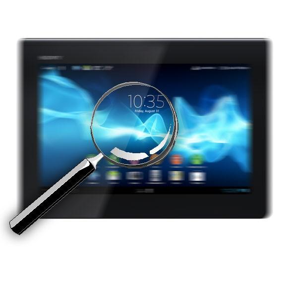 Tablet/iPad Analyse