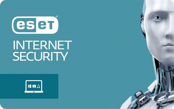 ESET Internet Security | Lizenzverlängerung (Download-Version)