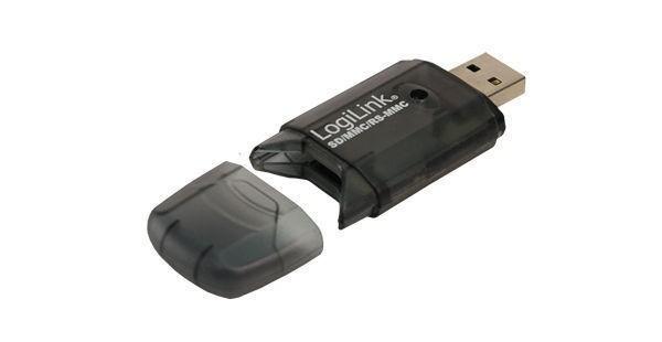 LogiLink 2direct Cardreader