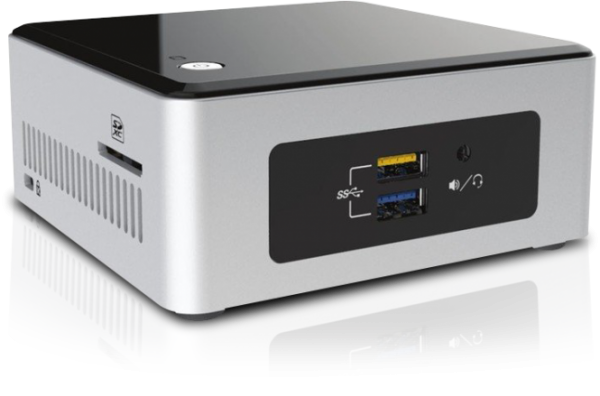 Mini-PC NUC Intel Core i3