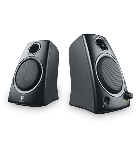 Logitech Z130 PC Lautsprecher, schwarz