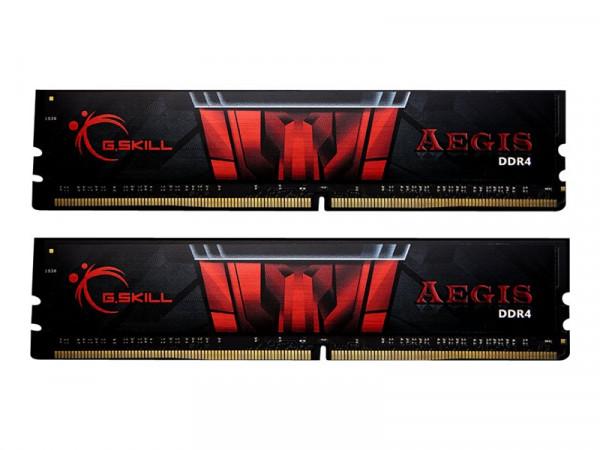 32768 MB DDR4 RAM, G.Skill Aegis Kit