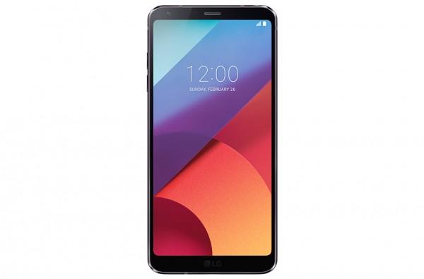 LG H870 G6, schwarz