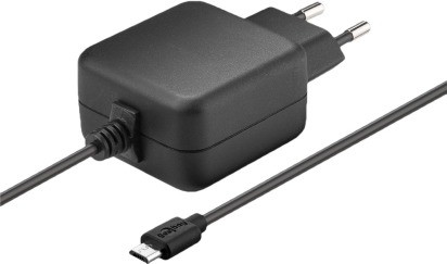 Abus Micro-USB-Steckernetzteil 3 A