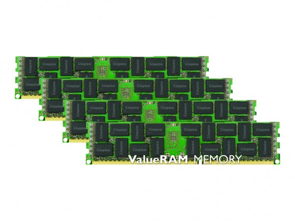 65536 MB DDR3 RAM Kit, Kingston