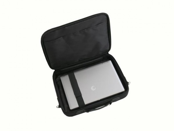 """Notebooktasche 15.6"""", schwarz"""
